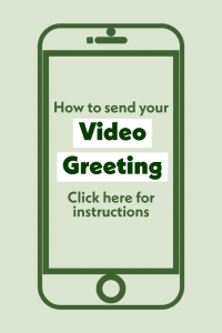 Click to upload video greeting